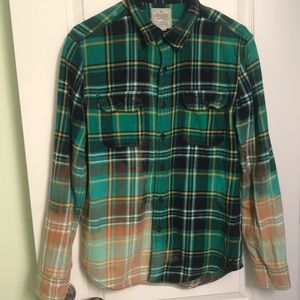 American Eagle Flannel Shirt size medium